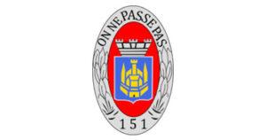 harper logo 151 regiment infanterie