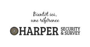 logo emplacement reference harper