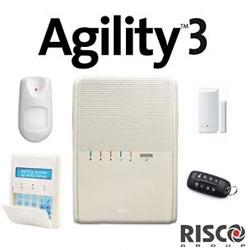 alarme risco agility